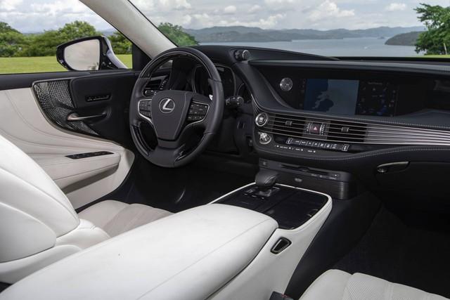 Ra mắt Lexus LS 500 Inspiration 2020 - Hàng hiếm với những trang bị độc quyền - Ảnh 4.