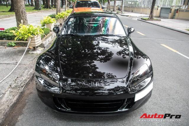 Huyền thoại của Fast & Furious Honda S2000 tái xuất tại Sài Gòn - Ảnh 2.