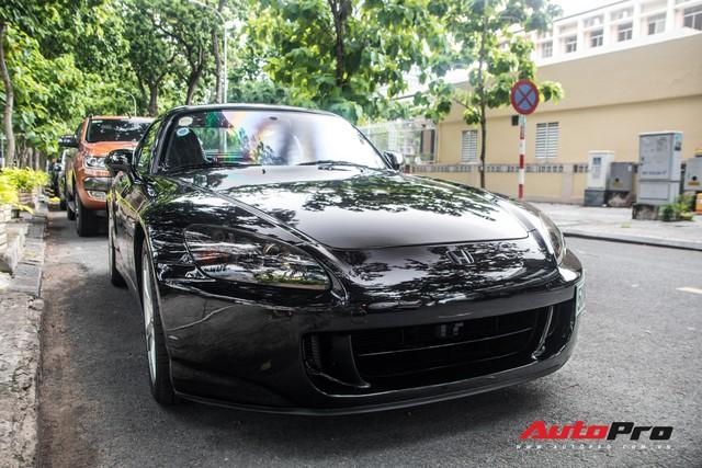 Huyền thoại của Fast & Furious Honda S2000 tái xuất tại Sài Gòn - Ảnh 13.