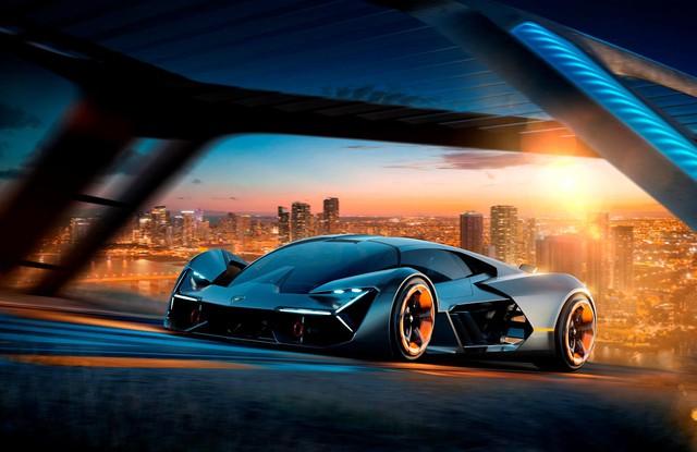 Không chỉ Bugatti, Lamborghini cũng đang ấp ủ ra mắt siêu xe hybrid mới ngay trong tháng 8 - Ảnh 1.