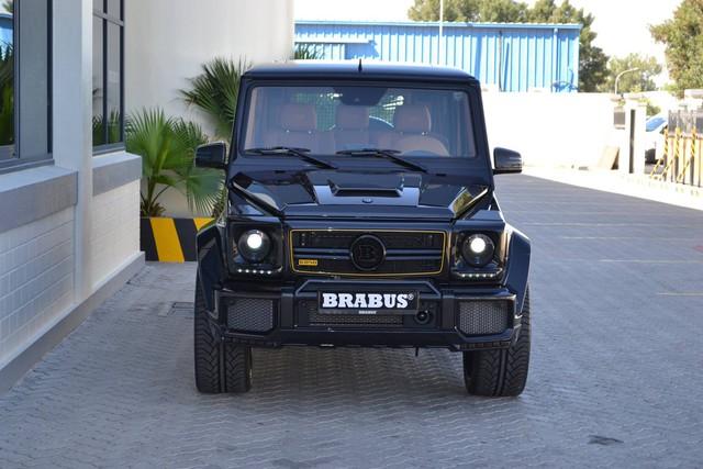 Siêu SUV Brabus G850 động cơ mạnh hơn 800 mã lực xuất hiện trong garage một đại gia Hà Nội - Ảnh 3.
