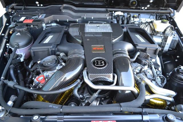 Siêu SUV Brabus G850 động cơ mạnh hơn 800 mã lực xuất hiện trong garage một đại gia Hà Nội - Ảnh 7.