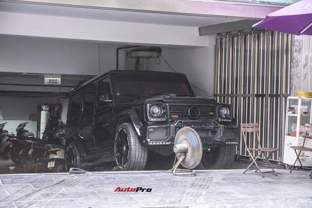 Siêu SUV Brabus G850 động cơ mạnh hơn 800 mã lực xuất hiện trong garage một đại gia Hà Nội - Ảnh 1.