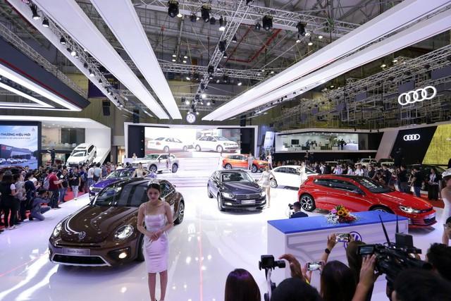 VinFast, THACO và Hyundai Thành Công vắng bóng khỏi triển lãm ô tô lớn nhất Việt Nam - Ảnh 2.