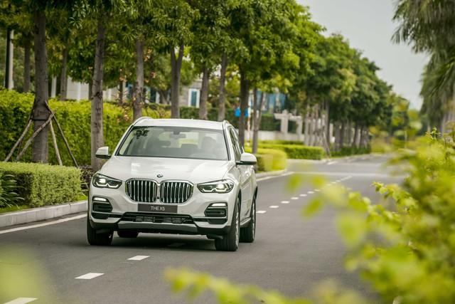 Khám phá chi tiết BMW X5 thế hệ mới - đối thủ Mercedes GLE, nhưng giá ngang với GLS - Ảnh 8.