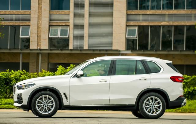 Khám phá chi tiết BMW X5 thế hệ mới - đối thủ Mercedes GLE, nhưng giá ngang với GLS - Ảnh 3.