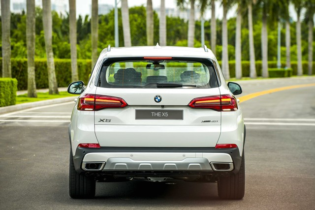 Khám phá chi tiết BMW X5 thế hệ mới - đối thủ Mercedes GLE, nhưng giá ngang với GLS - Ảnh 7.