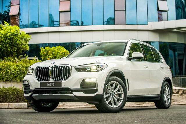 Khám phá chi tiết BMW X5 thế hệ mới - đối thủ Mercedes GLE, nhưng giá ngang với GLS - Ảnh 2.