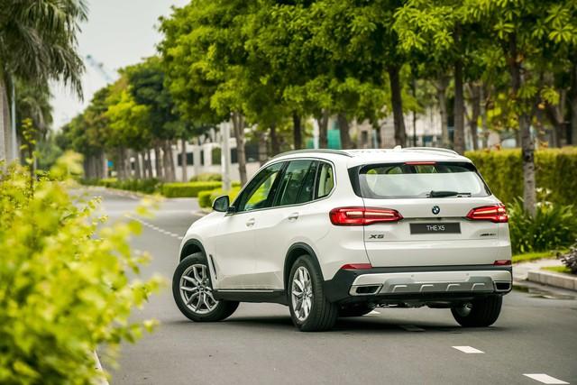 Khám phá chi tiết BMW X5 thế hệ mới - đối thủ Mercedes GLE, nhưng giá ngang với GLS - Ảnh 5.