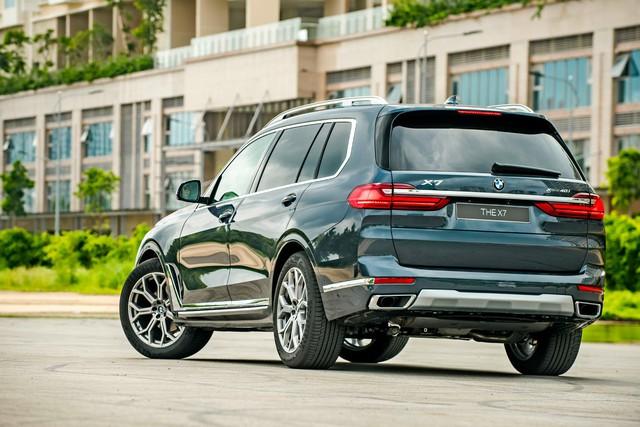 Chi tiết BMW X7 chính hãng: Lấy trang bị và giá bán đè bẹp Lexus LX570 - Ảnh 16.