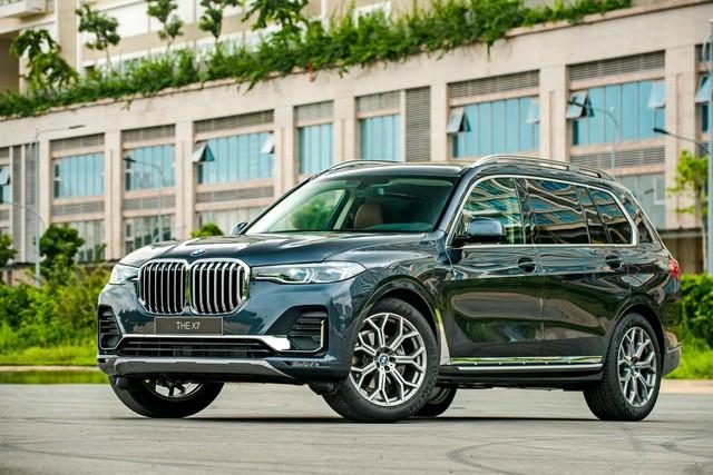 Chi tiết BMW X7 chính hãng: Lấy trang bị và giá bán đè bẹp Lexus LX570 - Ảnh 1.