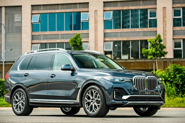 Chi tiết BMW X7 chính hãng: Lấy trang bị và giá bán đè bẹp Lexus LX570 - Ảnh 17.