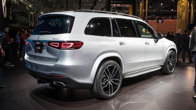 Đại lý nhận đặt cọc khủng long Mercedes GLS 2020 - kẻ thách thức BMW X7 và Lexus LX570 chuẩn bị về Việt Nam - Ảnh 2.