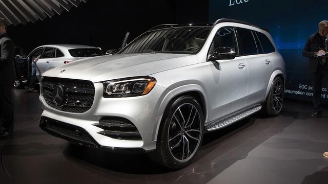 Dàn SUV mới của Mercedes-Benz rục rịch về Việt Nam - Đòn đáp trả bộ 3 BMW X vừa ra mắt - Ảnh 3.
