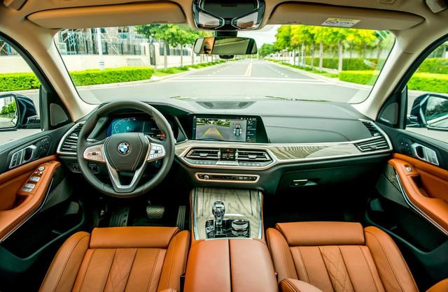 Chi tiết BMW X7 chính hãng: Lấy trang bị và giá bán đè bẹp Lexus LX570 - Ảnh 5.