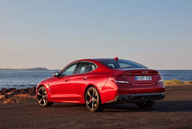 Genesis sắp có SUV cỡ nhỏ cạnh tranh Mercedes-Benz GLC - Ảnh 2.
