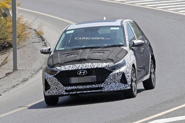 Hyundai i20 2020 lột xác như Elantra, Sonata, cạnh tranh Toyota Yaris - Ảnh 2.