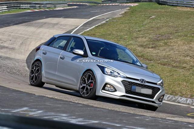 Hyundai i20 2020 lột xác như Elantra, Sonata, cạnh tranh Toyota Yaris - Ảnh 1.