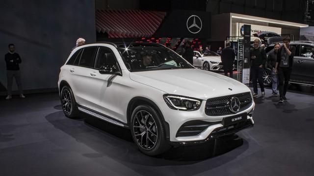 Dàn SUV mới của Mercedes-Benz rục rịch về Việt Nam - Đòn đáp trả bộ 3 BMW X vừa ra mắt - Ảnh 5.