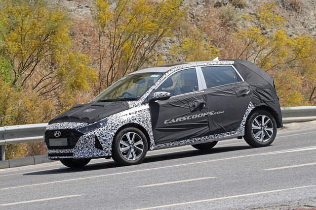 Hyundai i20 2020 lột xác như Elantra, Sonata, cạnh tranh Toyota Yaris - Ảnh 3.