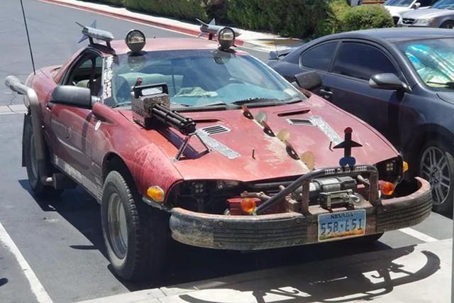 23 bản độ xe khiến người nhìn thêm nóng nực trong ngày hè oi bức - Ảnh 22.