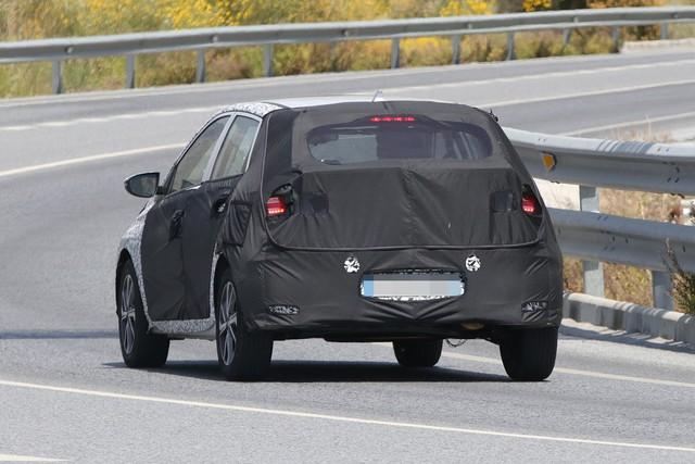 Hyundai i20 2020 lột xác như Elantra, Sonata, cạnh tranh Toyota Yaris - Ảnh 4.