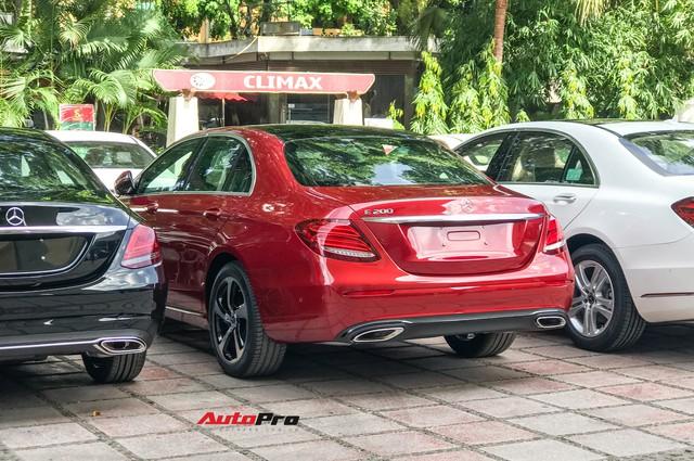 Tóm gọn Mercedes-Benz E350 AMG và E200 Sport 2019 trước ngày ra mắt tại Việt Nam - Ảnh 3.