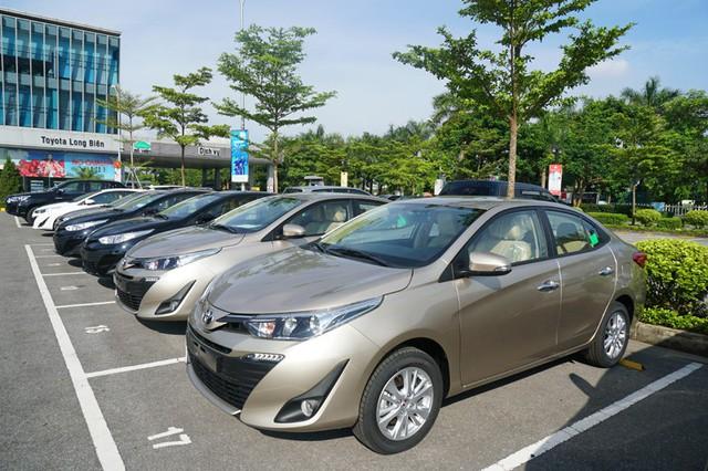 Toyota Vios và 4 lần bị truất ngôi vương tại Việt Nam trong năm 2019 - Ảnh 6.