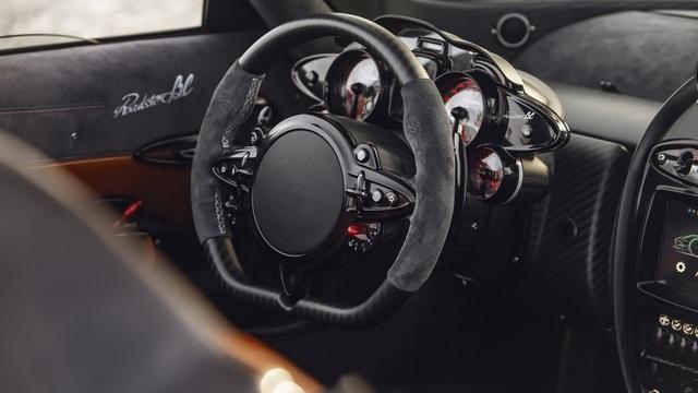 Ra mắt siêu phẩm Pagani Huayra Roadster BC: Thần gió với động cơ V12 mạnh 791 mã lực - Ảnh 8.