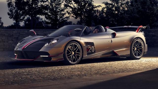 Ra mắt siêu phẩm Pagani Huayra Roadster BC: Thần gió với động cơ V12 mạnh 791 mã lực - Ảnh 1.
