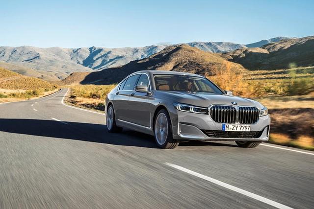 BMW 7-Series sắp có thay đổi cực lớn, Mercedes S-Class cần dè chừng - Ảnh 2.