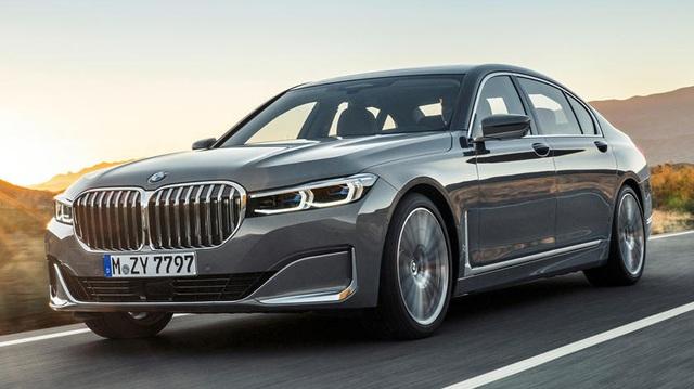 BMW 7-Series sắp có thay đổi cực lớn, Mercedes S-Class cần dè chừng