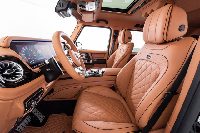 Mercedes-AMG G 63 độ Brabus thứ tư chuẩn bị về nước, giá bán thể hiện độ chịu chơi của đại gia Việt - Ảnh 3.
