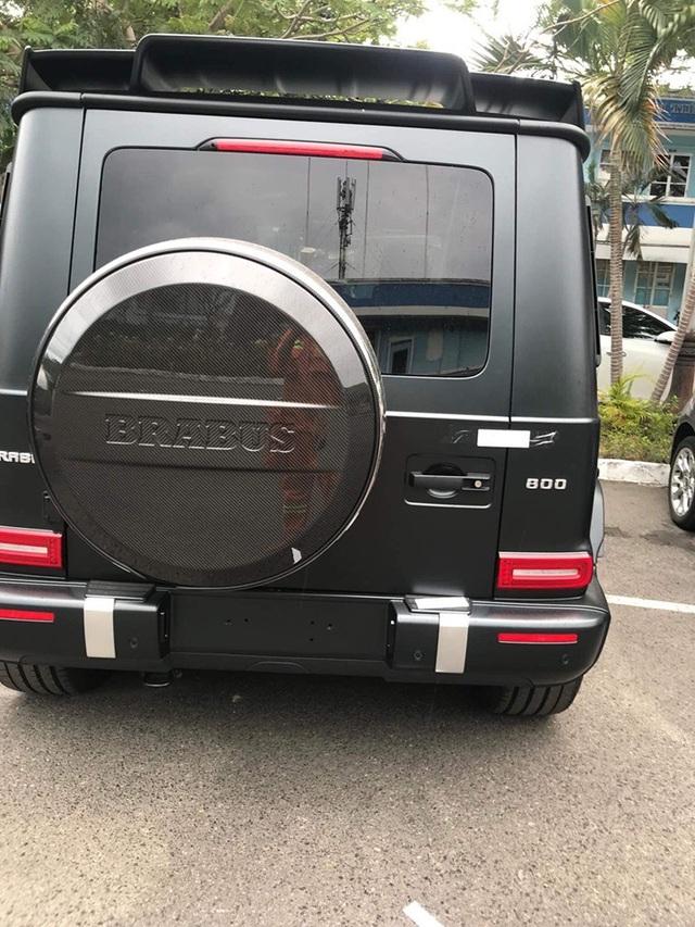 Đại gia Việt sắm cặp 'khủng long' Brabus 700 và Brabus 800 thể hiện cá tính khi Mercedes-AMG G63 đã trở nên đại trà - Ảnh 3.