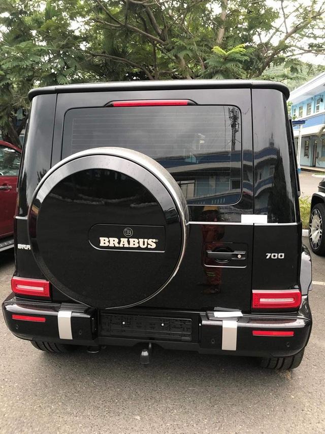 Đại gia Việt sắm cặp 'khủng long' Brabus 700 và Brabus 800 thể hiện cá tính khi Mercedes-AMG G63 đã trở nên đại trà - Ảnh 2.