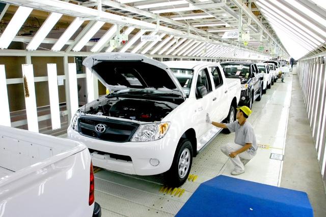 Thời báo châu Á: Với VinFast, Việt Nam sẽ chiếm ngôi vua sản xuất ô tô ĐNA từ tay Thái Lan - Ảnh 4.
