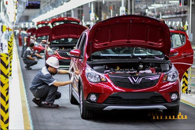 Thời báo châu Á: Với VinFast, Việt Nam sẽ chiếm ngôi vua sản xuất ô tô ĐNA từ tay Thái Lan - Ảnh 1.