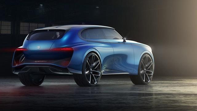 CEO Bugatti: Thiết kế SUV đã hoàn tất, chỉ chờ bật đèn xanh!