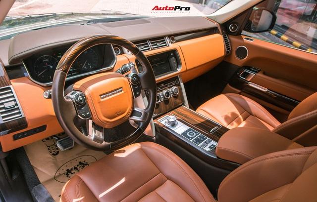 Giữ Range Rover SVAutobiography như mới sau 4 năm, người bán tự tin rao gần 10 tỷ đồng, khuyến mại chi tiết độ độc đáo - Ảnh 8.