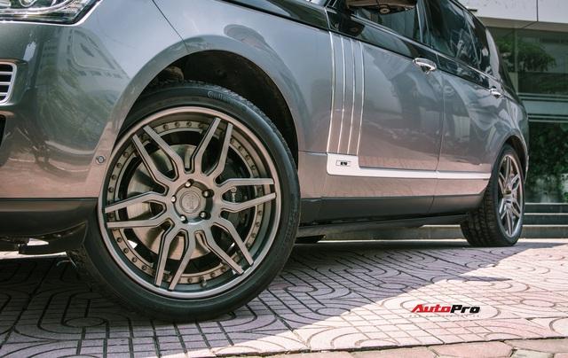 Giữ Range Rover SVAutobiography như mới sau 4 năm, người bán tự tin rao gần 10 tỷ đồng, khuyến mại chi tiết độ độc đáo - Ảnh 4.
