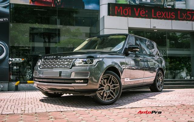 Giữ Range Rover SVAutobiography như mới sau 4 năm, người bán tự tin rao gần 10 tỷ đồng, khuyến mại chi tiết độ độc đáo - Ảnh 1.