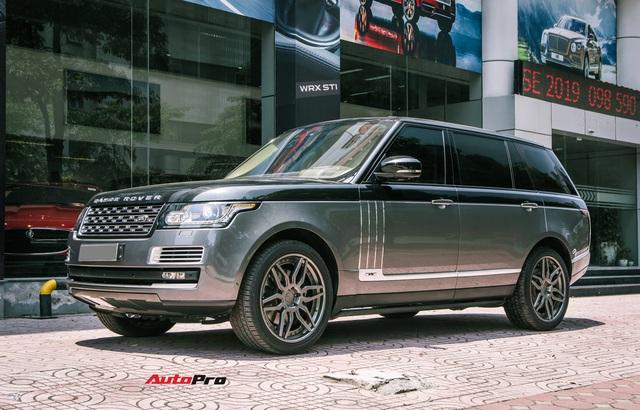 Những mẫu SUV full-size giá tiền tỷ làm nức lòng giới nhà giàu Việt Nam - Ảnh 2.
