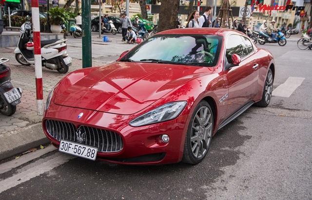 Loạt ô tô sang biển số sảnh cực chất của đại gia Việt - Ảnh 1.