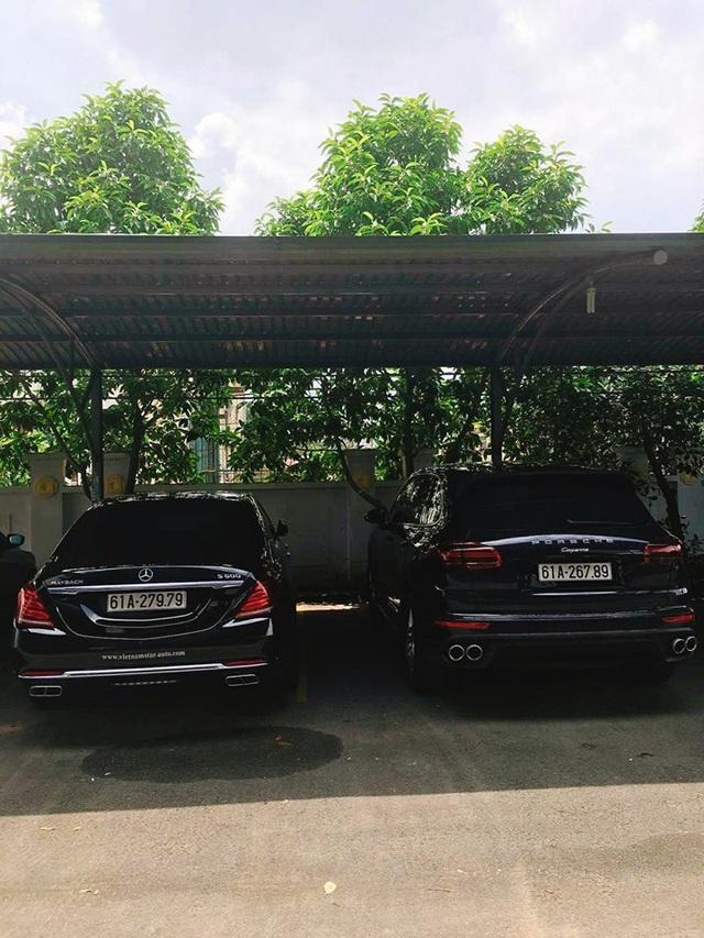 Loạt ô tô sang biển số sảnh cực chất của đại gia Việt - Ảnh 7.