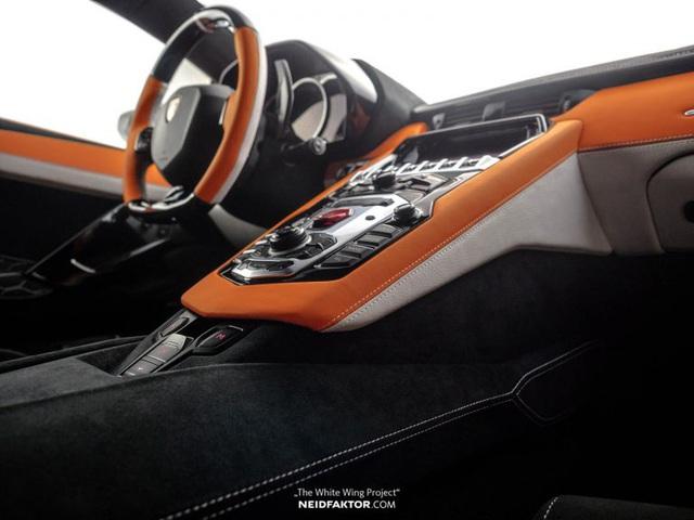 Lamborghini Aventador độ nội thất khủng, chi phí ngang một chiếc Land Rover Discovery Sport 2019 - Ảnh 5.