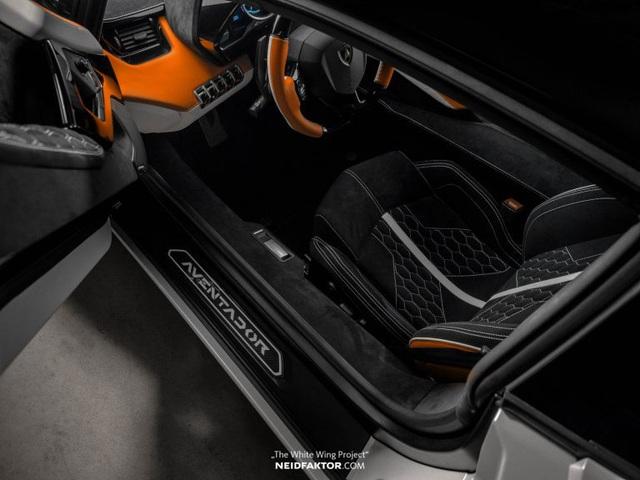 Lamborghini Aventador độ nội thất khủng, chi phí ngang một chiếc Land Rover Discovery Sport 2019 - Ảnh 6.