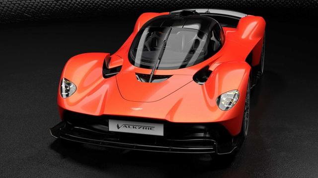 Ý nghĩa đằng sau cách đặt tên xe của Aston Martin