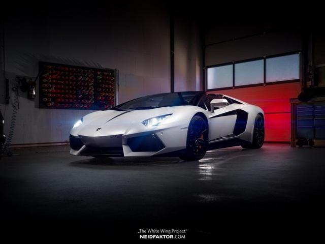Lamborghini Aventador độ nội thất khủng, chi phí ngang một chiếc Land Rover Discovery Sport 2019 - Ảnh 8.