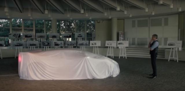 Bugatti hé lộ siêu phẩm mới theo cách tinh tế như thế này - Ảnh 2.