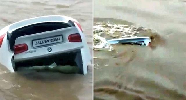 Cậu ấm 18 tuổi vứt BMW 3-Series mới tinh xuống sông vì muốn được tặng xe Jaguar làm quà sinh nhật - Ảnh 4.